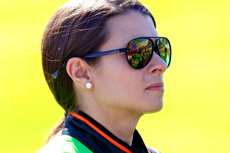 Danica Patrick Responds to Kyle Petty's Criticism