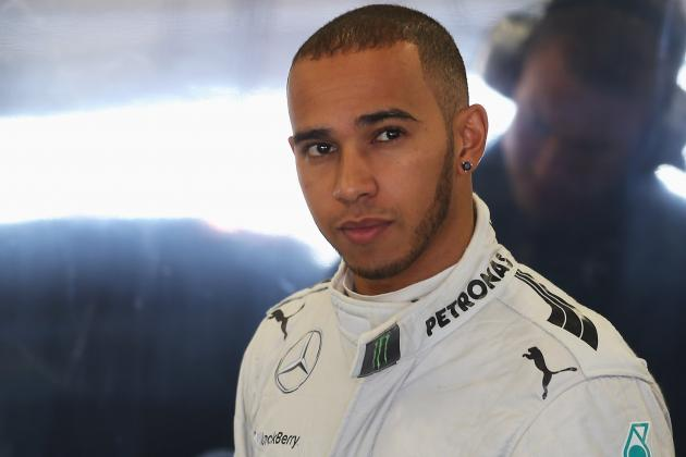 Hamilton: 'Tough to Stay Ahead of Vettel'