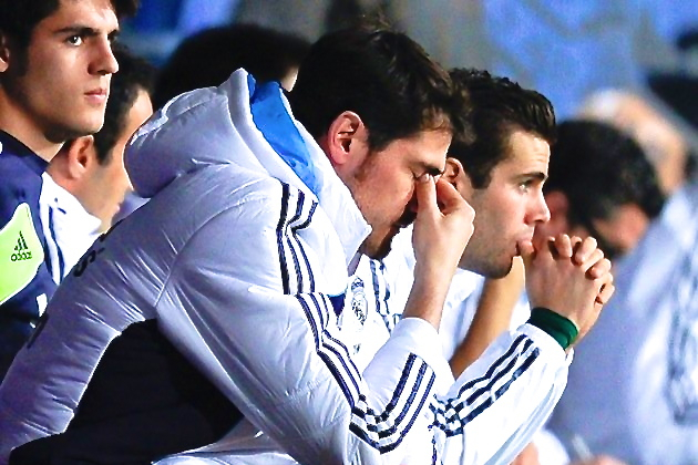 Iker Casillas Says He Cried and Suffered When Jose Mourinho Benched Him