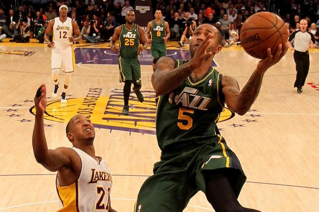 Report: Mo Williams Won't Re-Sign with Jazz Unless He's the Starter