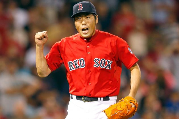 Koji Uehara Should Remain Boston Red Sox Closer