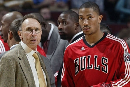 Bulls Cut Ties with Lead Assistant Coach Adams