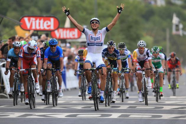 Tour de France 2013 Stage 1 Results: Winner, Leaderboard and Highlights
