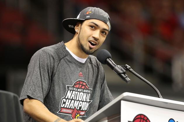 Peyton Siva of Louisville Confident He Can Help Detroit Pistons Rebuild