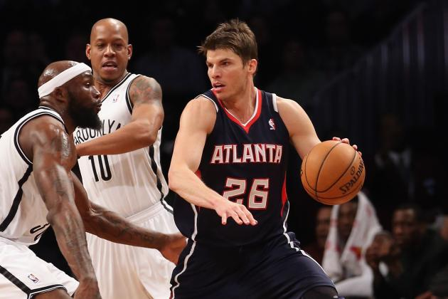 Report: Nets Have Interest in Kyle Korver