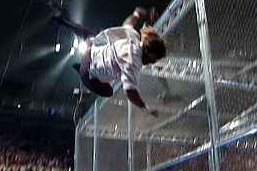 Hey, It's 15 Years (And a Day) Since Mick Foley Got Thrown off a Cage