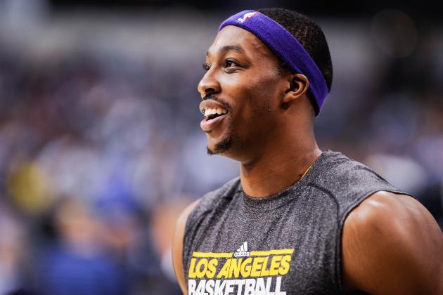 Dwight Howard Should Sign with Mavericks to Enhance Title Hopes