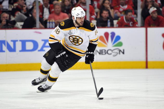 Report: Nathan Horton to Explore Free Agency