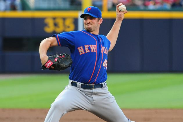 Niese to Have MRI on Thursday
