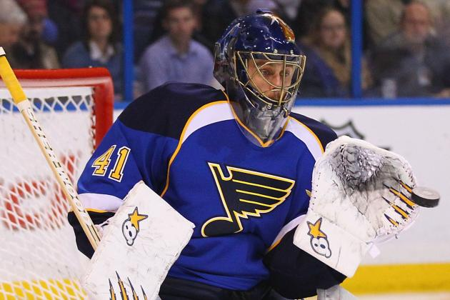 NHL Trade Rumors: Jaroslav Halak Is the Perfect Fit for the Philadelphia Flyers