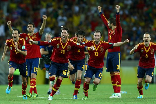 Confederations Cup 2013 Final: Full Preview and Analysis for Spain vs. Brazil