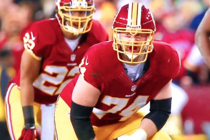 Breaking Down What Makes Tyler Polumbus the NFL's Worst Starter