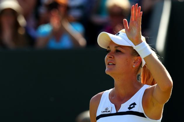 Agnieszka Radwanska Prevails in Clash of Styles with Madison Keys