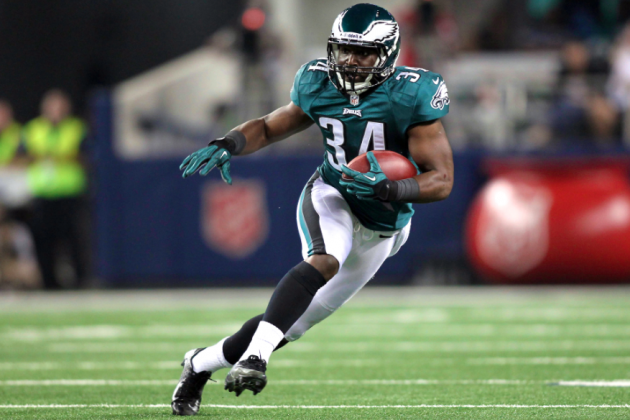 Eagles RB Bryce Brown's Dogs Seized in Suspected Dog Fighting Operation