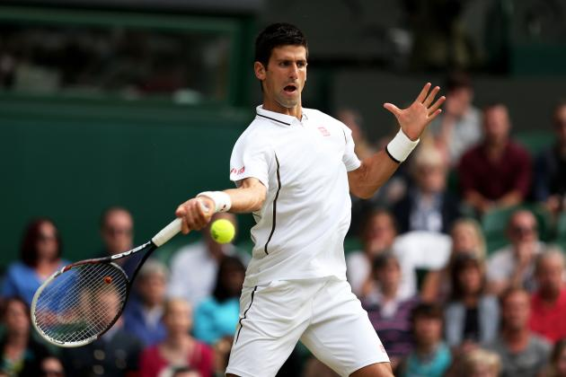 Wimbledon Results 2013: Day 6 Scores, Highlights and Recap