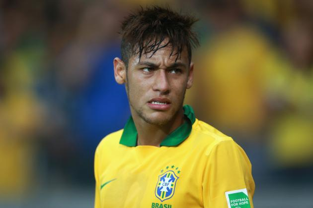 Neymar Will Cement Elite Status with Dominant Performance Against Spain