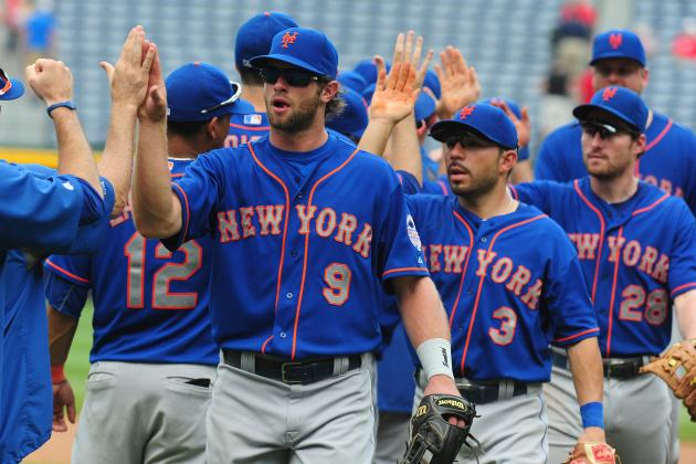Mets 5, Nationals 1