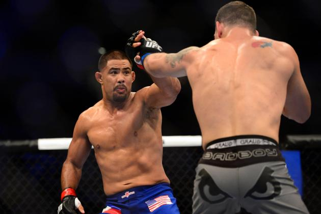 Mark Munoz Details Going from 261 pounds to 199 pounds in 5 Months