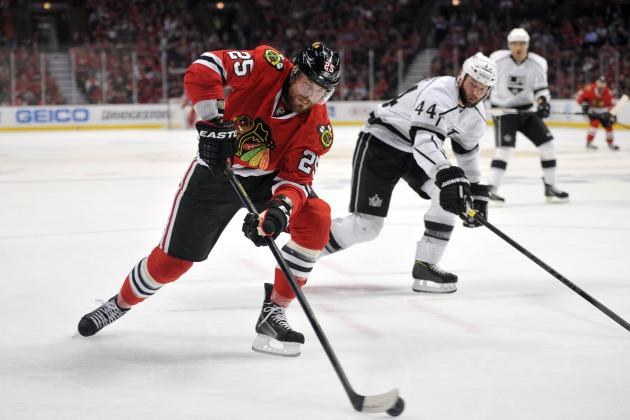 Agent: 'Highly Likely' Stalberg's Done in Chicago
