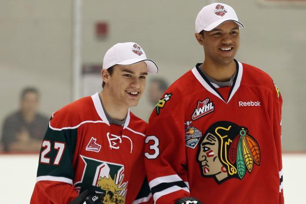 NHL Draft Start Time 2013: Complete TV Schedule and Coverage Info
