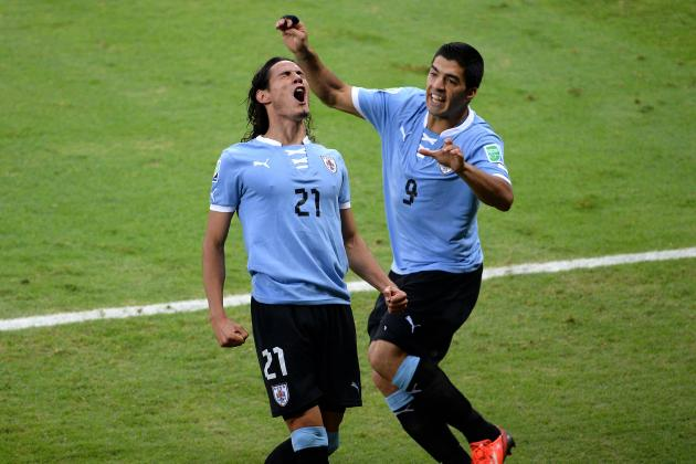 Italy vs. Uruguay: Previewing Confederations Cup 3rd-Place Match