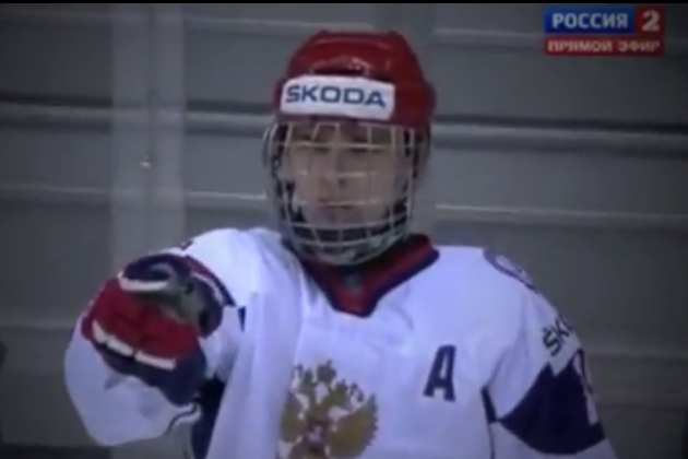 Pavel Buchnevich: Prospect Profile for New York Rangers' 3rd-Round Pick