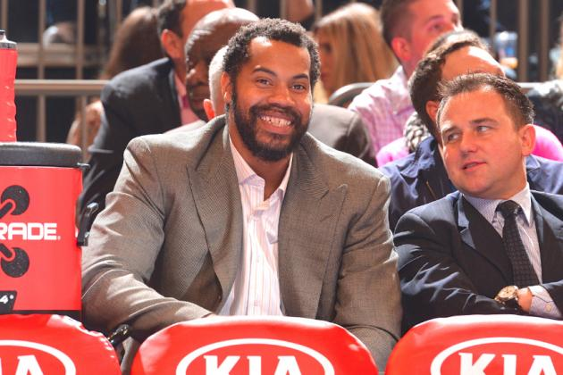 Rasheed Wallace in Talks to Join Detroit Pistons Coaching Staff