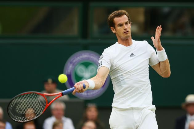 Wimbledon 2013: Andy Murray and Stars with Most to Lose