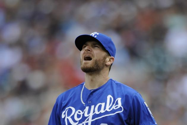 Royals Can't Recover from Davis' Nightmarish Start in 6-2 Loss to Twins