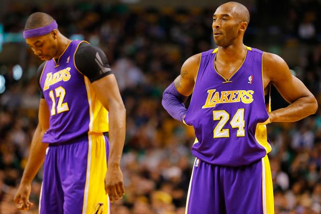 Kobe Bryant Must Relinquish Go-to Role to Dwight Howard to Keep Lakers Intact