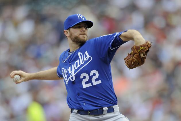 Wade Davis First Inning Meltdown Leads to 6-2 Royals Loss