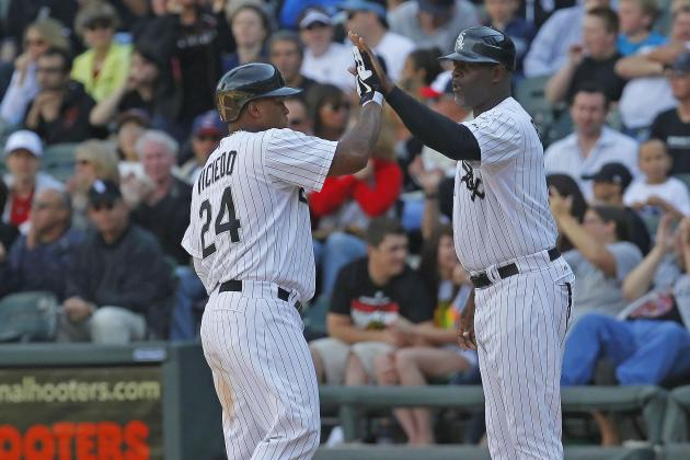 White Sox Strand 11 Runners in Loss