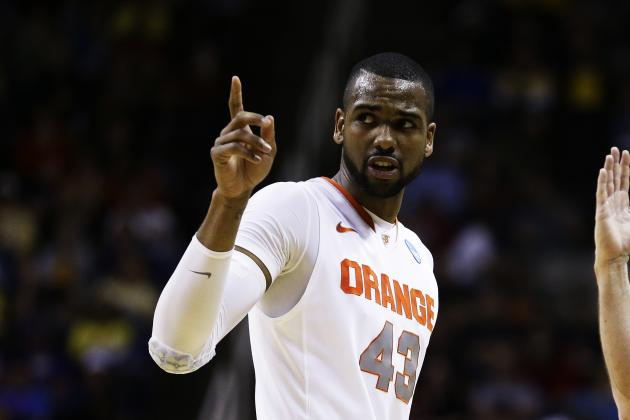 Syracuse's Southerland Lands Summer League Gigs