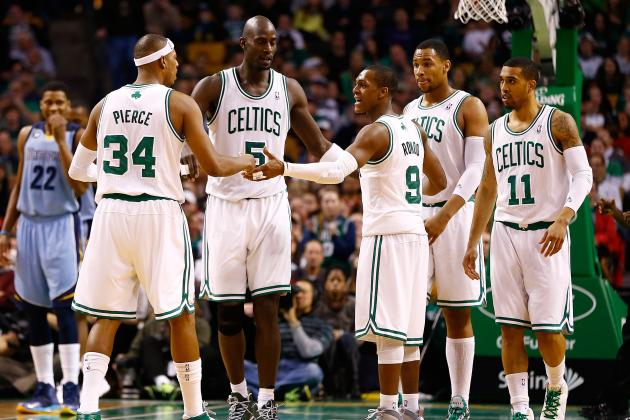 Boston Celtics: We Build, Not Rebuild, Playoffs by 2015 Probable