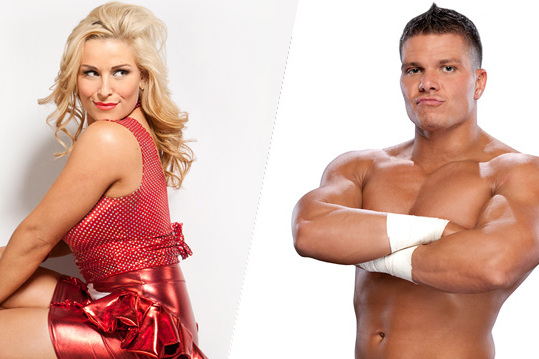 Natalya and Tyson Kidd Are Married