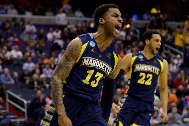 Vander Blue Made Right Decision in Declaring for NBA Draft