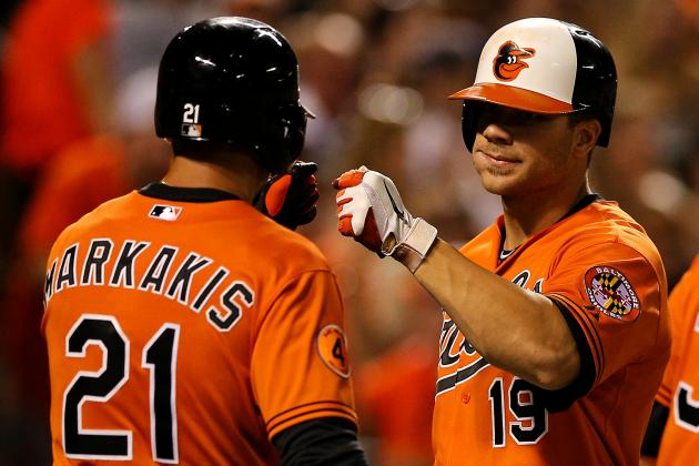 Orioles Bash Yankees, 11-3, as Rivals' Role Reversal Continues