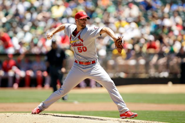 Wainwright Finishes What He Started