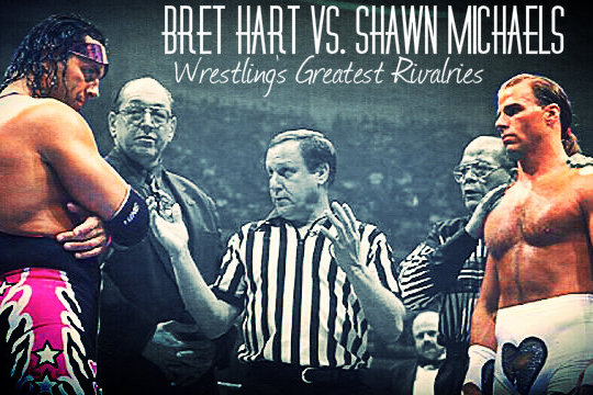 Wrestling Greatest Rivalries: Bret Hart vs. Shawn Michaels, Part 2