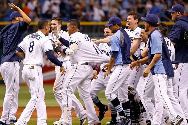 Rays Rally off Verlander, Then Slay Tigers in 10
