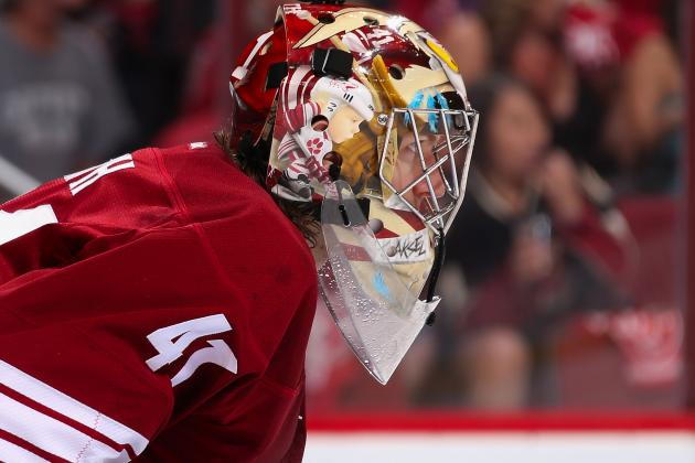 Report:  Coyotes and Smith 'Closing In' on Extension