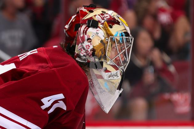 Report: Coyotes, Smith Making Progress on New Contract