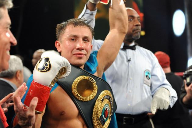 Who's the Real Middleweight Champion: Sergio Martinez or Gennady Golovkin?