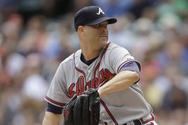 Braves Score Seven in Eighth Inning to Beat Diamondbacks