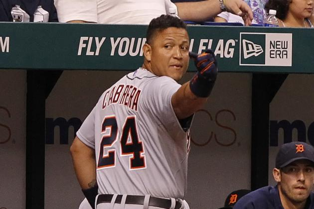 Pitch Near Miguel Cabrera's Head Could Spur Retaliation