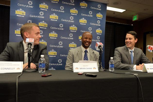 Grading the Denver Nuggets' 2013 Draft Decisions