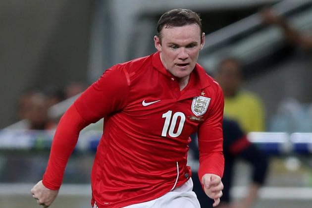 Arsenal Transfer News: Gunners Reportedly Make £20 Million Bid for Wayne Rooney