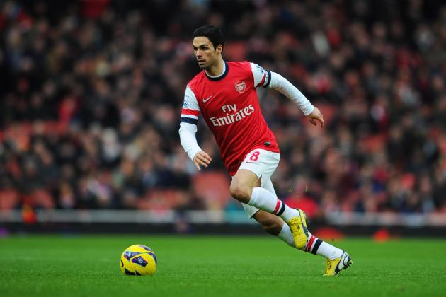 Breaking Down the Importance of Mikel Arteta for Arsenal