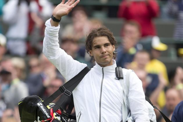 Wimbledon 2013: Rafael Nadal and Biggest Surprises at All England Club