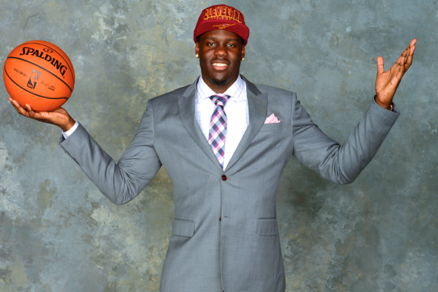 Can Anthony Bennett Be Kyrie Irving's Co-Star for the Cleveland Cavaliers?